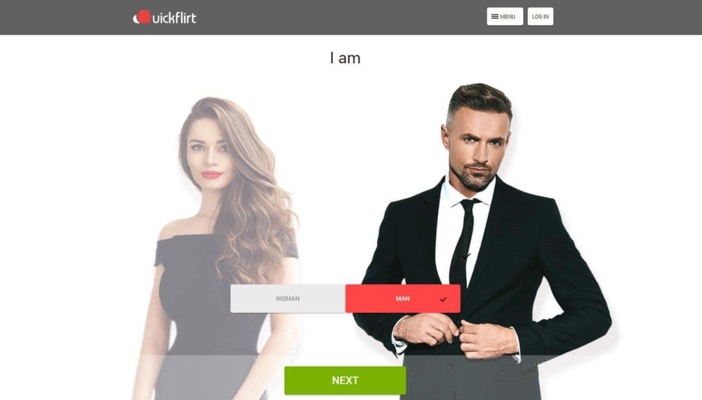 Quickflirt Transgender Hookup Online