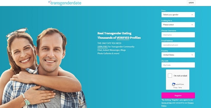 transgenderdate site