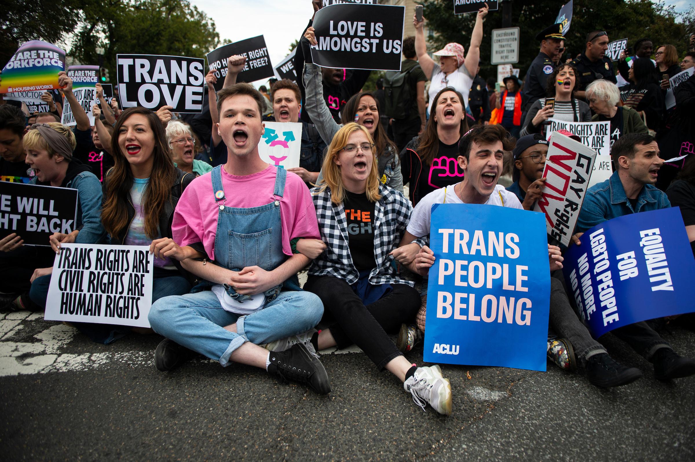 Are Transgender People Gay