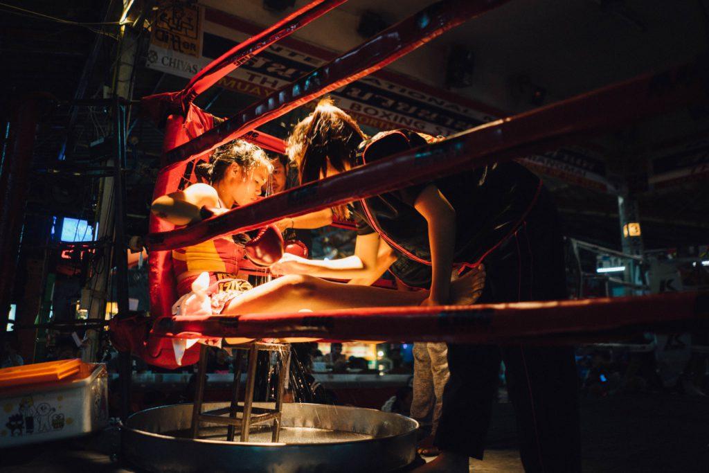 Transgender MMA Fighter