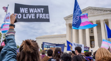 Transgender People Live in the United States